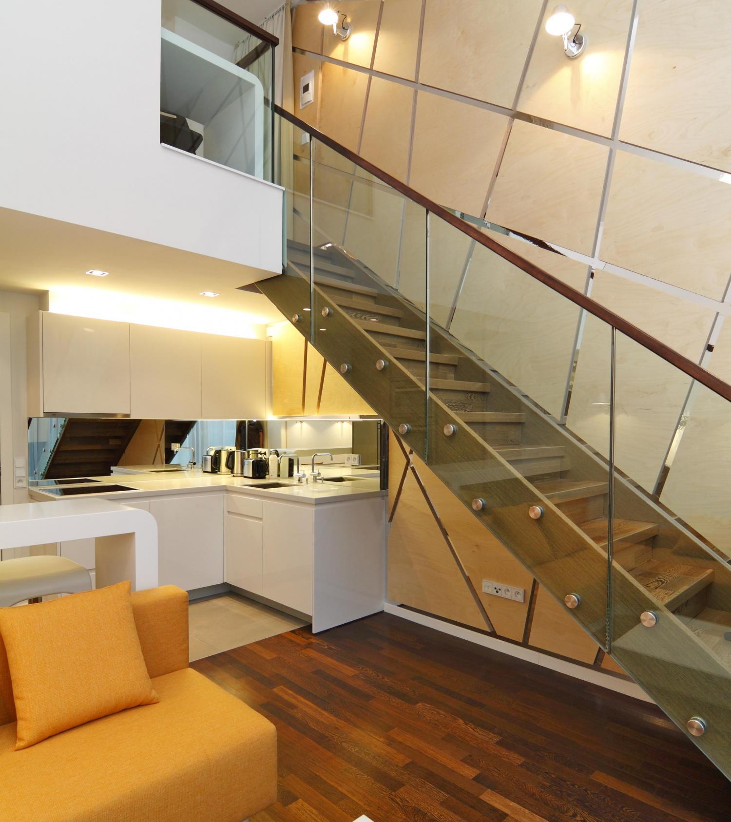 Mini appartement mit galerie eurovea bratislava slowakei - Mini appartement ...