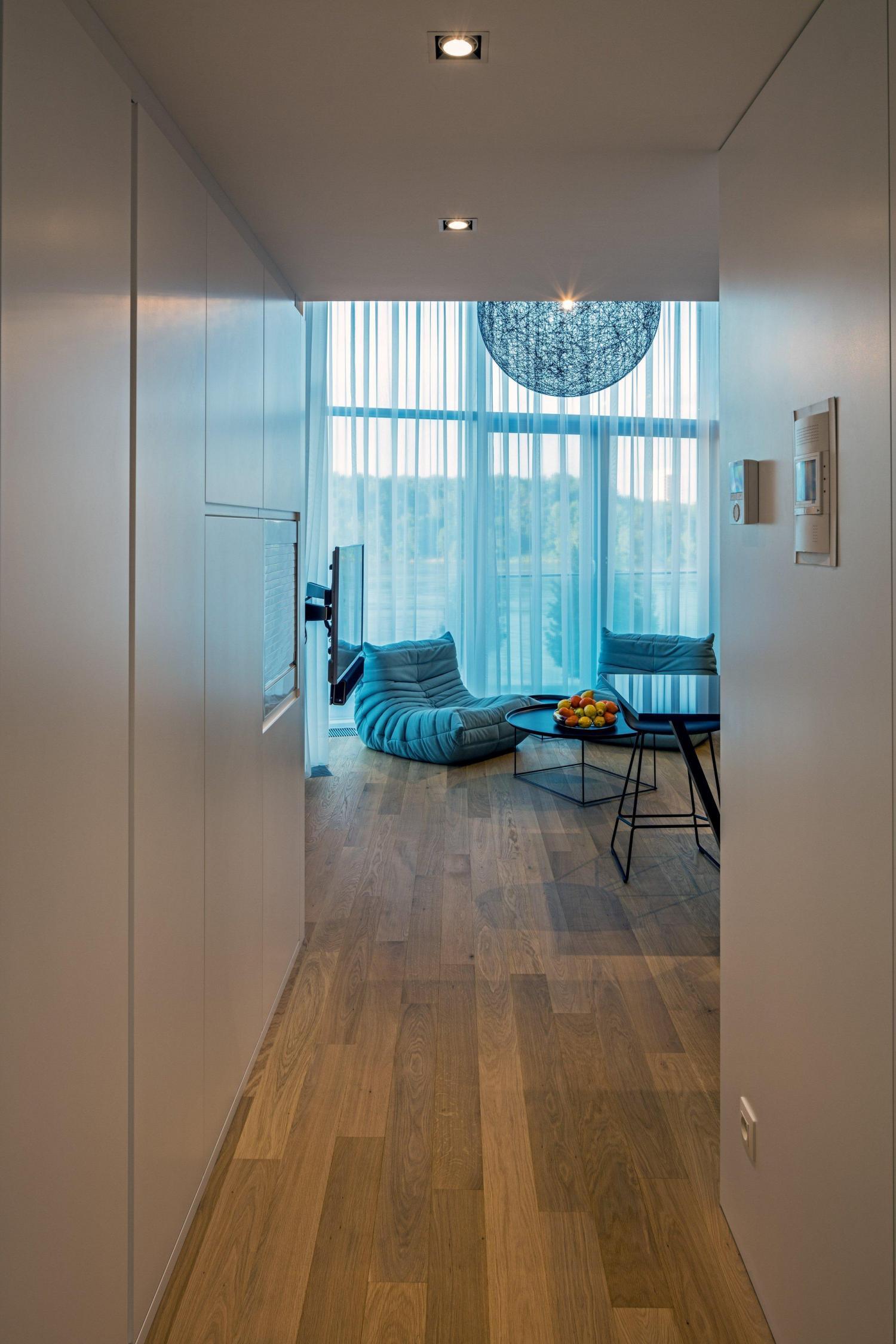 mini maisonette wohnung eurovea bratislava slowakei. Black Bedroom Furniture Sets. Home Design Ideas