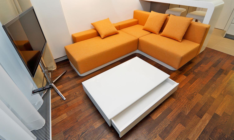 mini appartement mit galerie eurovea bratislava slowakei rules architekten. Black Bedroom Furniture Sets. Home Design Ideas