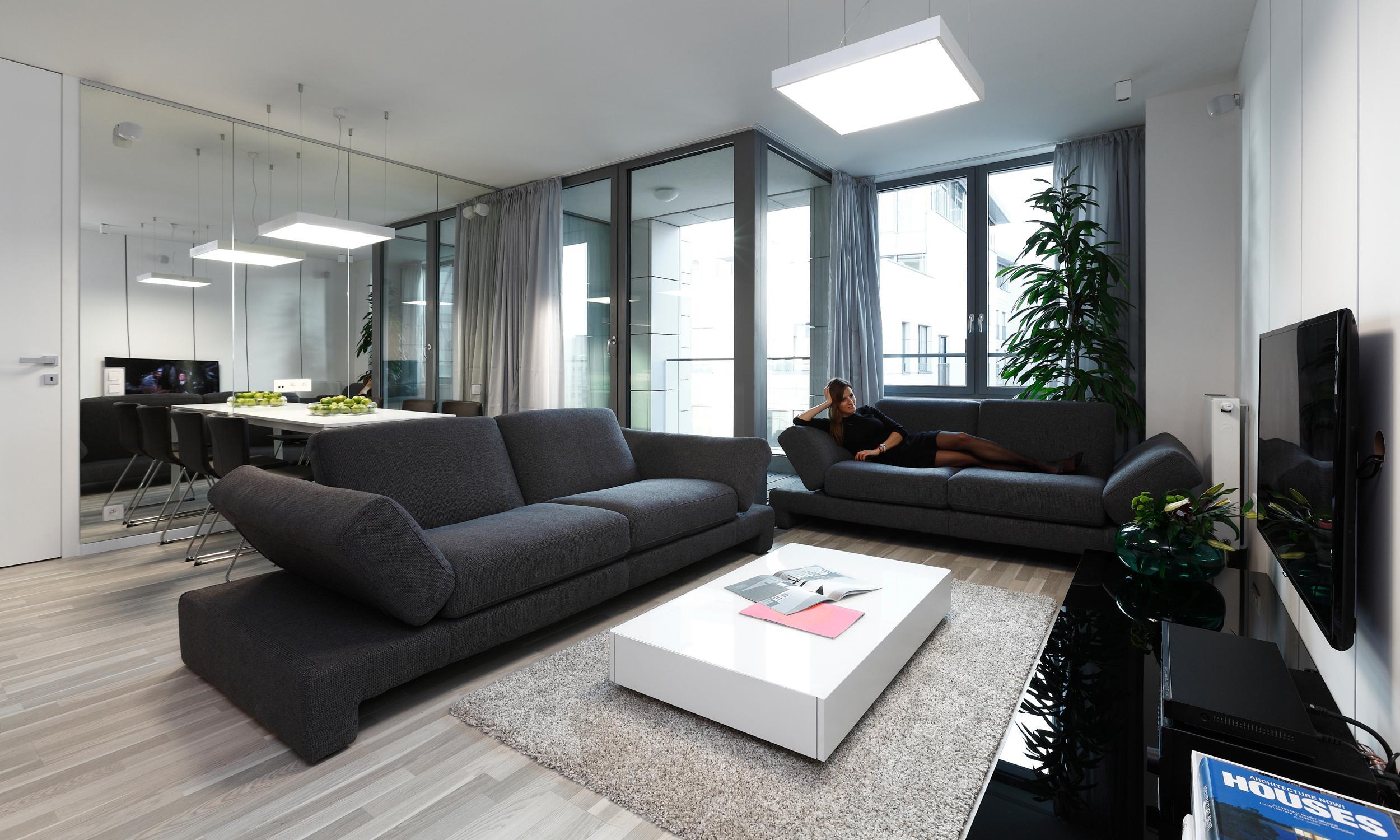 apartment mit zwei wohneinheiten, bratislava, slowakei   rules
