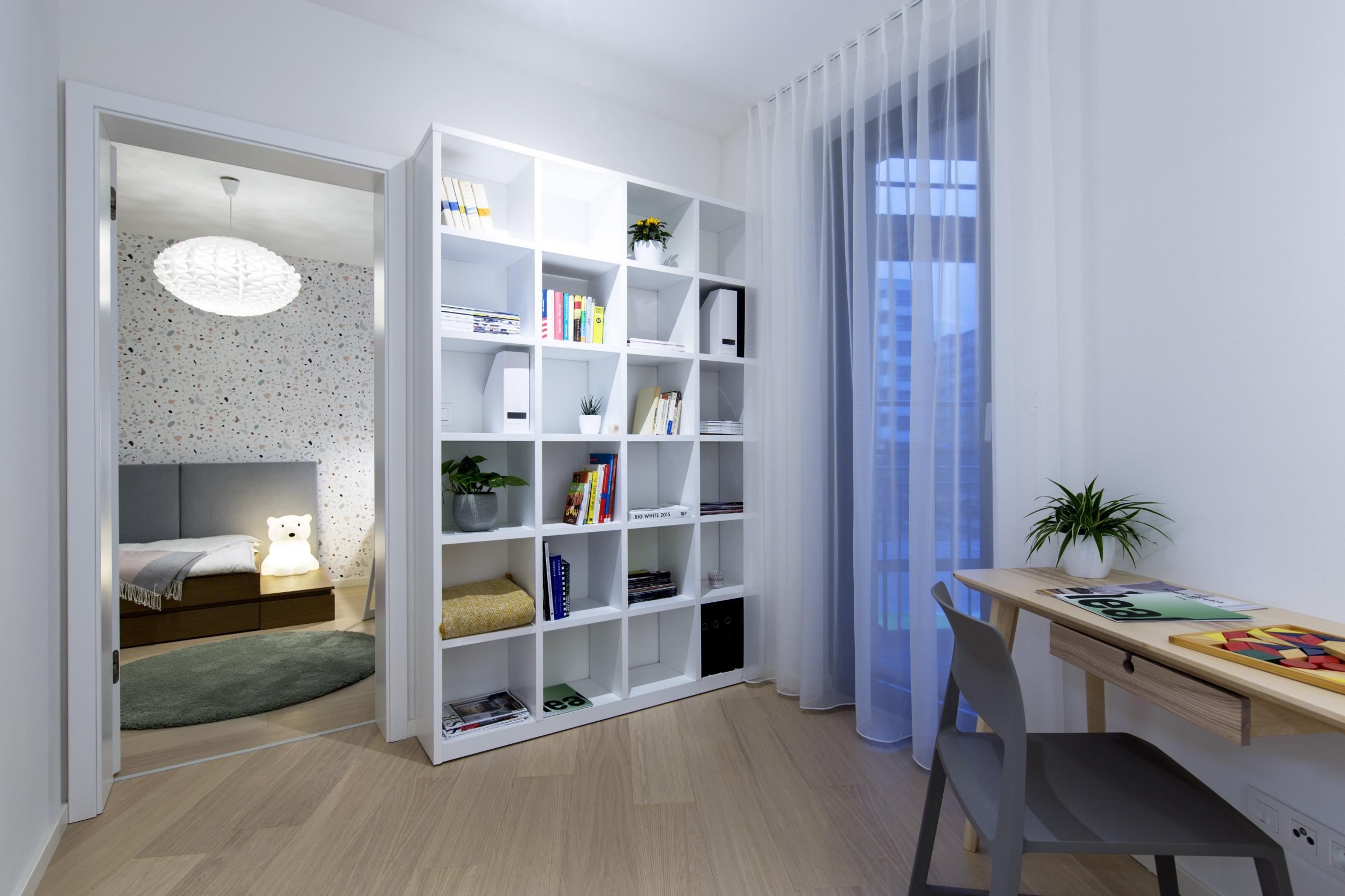 Muster Wohnung im skandinavischen Design, Rezidencia Blumental ...